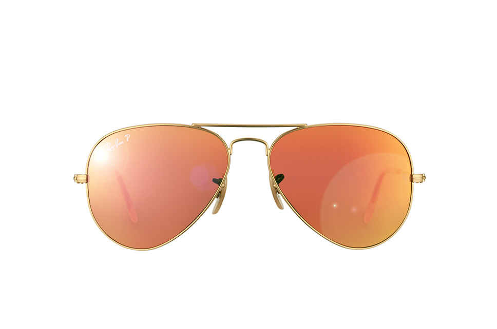 Rb3025 112 4d Очки Ray Ban Aviator Flash Lenses Rb Ua