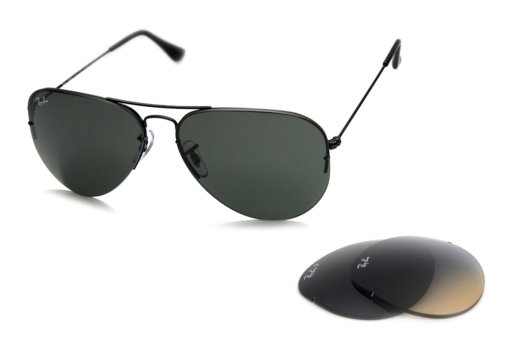 ray ban light ray rb3460