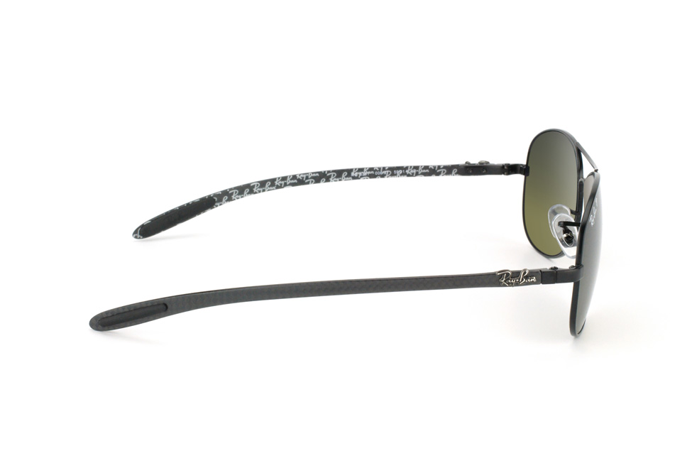 matte black aviator ray bans  ray ban polarized Archives