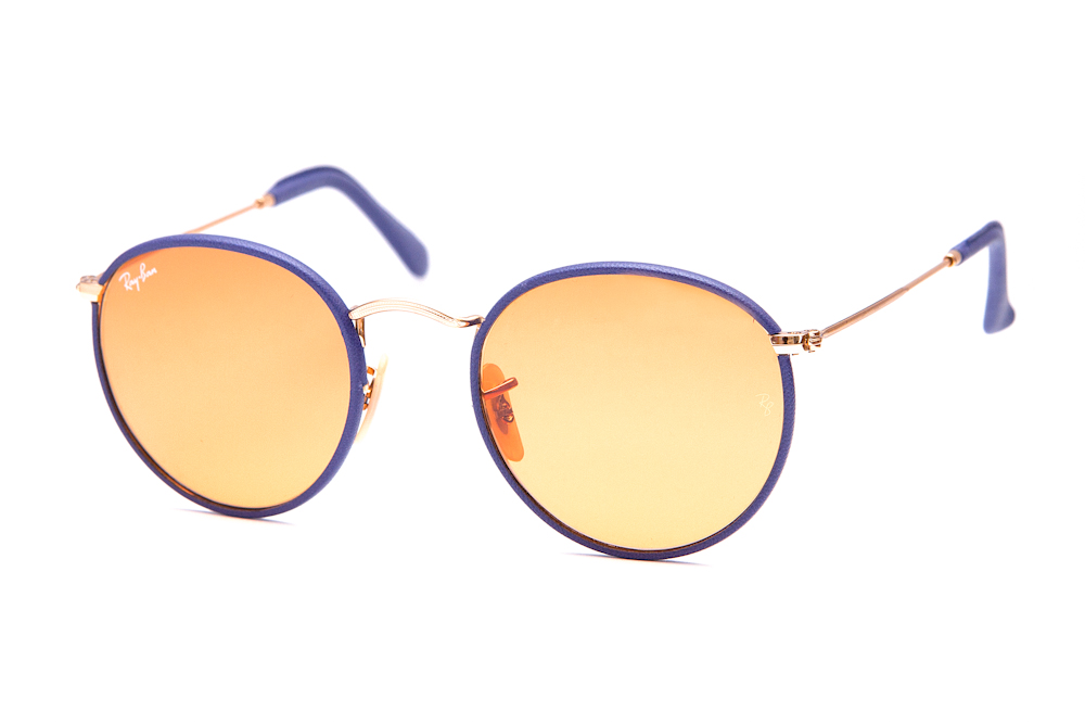 Rb3475q 001 13 ray ban craft round metal rb ua for Ray ban craft round