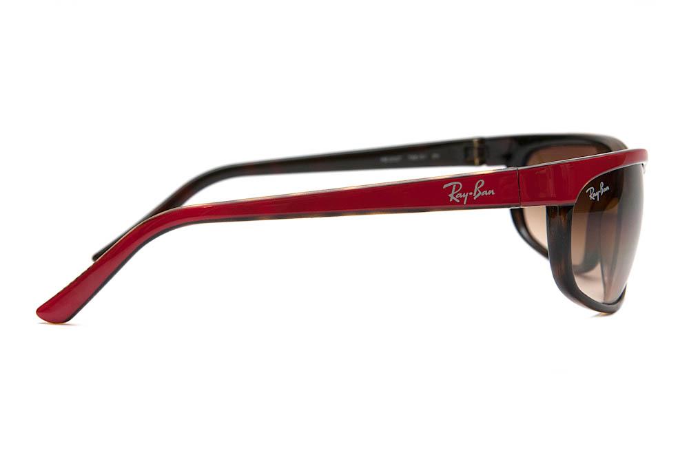 48789e483f Ray-ban Rb2027 - Predator 2 Wrap Sunglasses