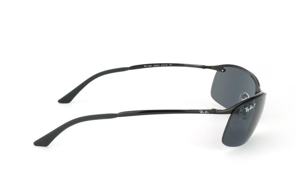 984e7ead73 Ray Ban Sunglasses Top Bar Rb3183