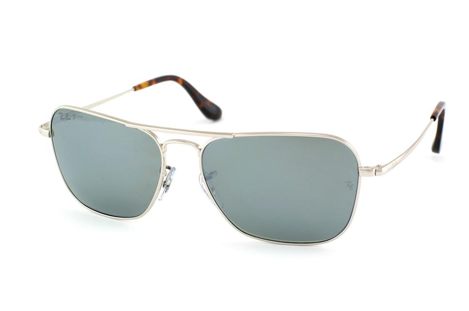 Lastest Ray Ban Caravan Sunglasses Gunmetal Amp Crystal Green