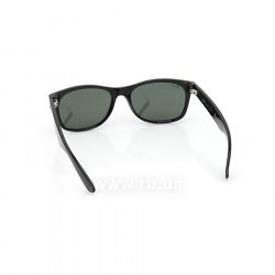 Очки Ray-Ban New Wayfarer RB2132-901 Black/Natural Green (G-15XLT) 24