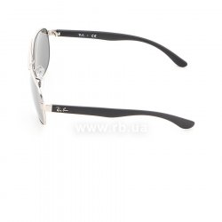 Очки Ray-Ban Active Lifestyle RB3457-019-6G Matt Silver | APX Grey Mirror  12
