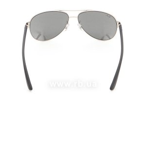 Очки Ray-Ban Active Lifestyle RB3457-019-6G Matt Silver | APX Grey Mirror , вид сзади