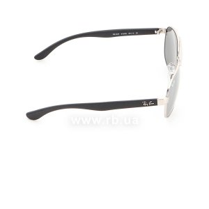 Очки Ray-Ban Active Lifestyle RB3457-019-6G Matt Silver | APX Grey Mirror , вид справа