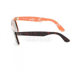 Очки Ray-Ban Original Wayfarer RB2140-1113 Havana / Orange 12