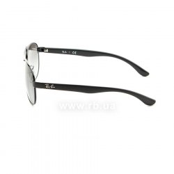 Очки Ray-Ban Active Lifestyle RB3457-002-11 Black / Faded Grey 12