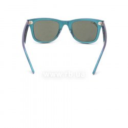 Очки Ray-Ban Original Wayfarer Cosmo RB2140-6113-30 Blue/Purple | Light Blue Mirror 24