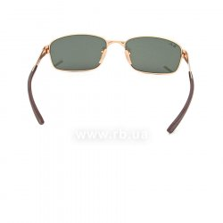 Очки Ray-Ban Active Lifestyle RB3413-001 Arista | Natural Green (G-15 XLT) 24