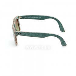 Очки Ray-Ban Original Wayfarer Denim RB2140-1166-3M Jeans Green| Green Gradient 12