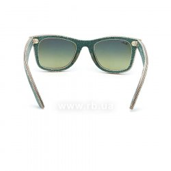 Очки Ray-Ban Original Wayfarer Denim RB2140-1166-3M Jeans Green| Green Gradient 24