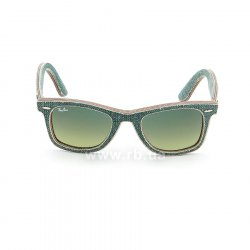 Очки Ray-Ban Original Wayfarer Denim RB2140-1166-3M Jeans Green| Green Gradient 48
