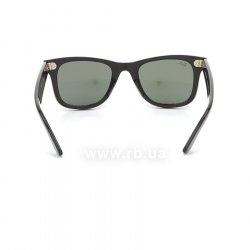 Очки Ray-Ban Original Wayfarer RB2140-901 Black/Natural Green (G-15XLT) 24