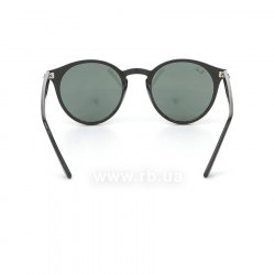 Очки Ray-Ban Highstreet RB2180-601-71 Black / Grey/Green 24