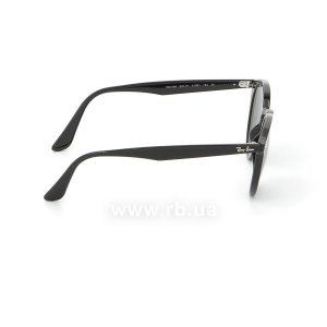 Очки Ray-Ban Highstreet RB2180-601-71 Black / Grey/Green, вид справа