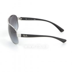Очки Ray-Ban Active Lifestyle RB3386-003-8G Silver/APX Gradient Grey 12