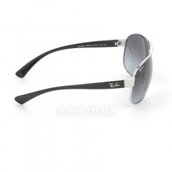 Очки Ray-Ban Active Lifestyle RB3386-003-8G Silver/APX Gradient Grey 36