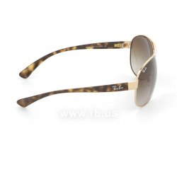 Очки Ray-Ban Active Lifestyle RB3386-001-13 Arista/Poly. Gradient Brown, вид справа