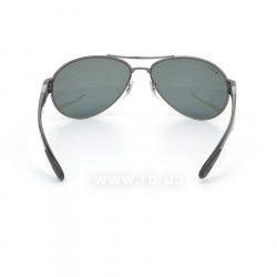 Очки Ray-Ban Active Lifestyle RB3509-004-9A Gunmetal / Black, вид сзади