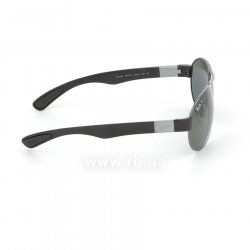 Очки Ray-Ban Active Lifestyle RB3509-004-9A Gunmetal / Black, вид справа
