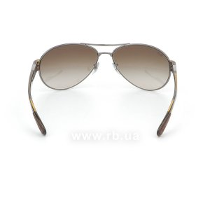 Очки Ray-Ban Active Lifestyle RB3509-004-13 Gunmetal | Gradient Brown, вид сзади