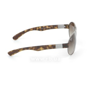 Очки Ray-Ban Active Lifestyle RB3509-004-13 Gunmetal | Gradient Brown, вид справа