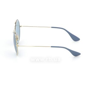 Очки Ray-Ban Ja-Jo RB3592-001-F7 Arista | Natural Blue, вид слева