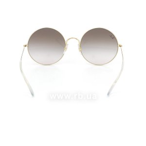 Очки Ray-Ban Ja-Jo RB3592-001-13 Arista | Faded Brown, вид сзади