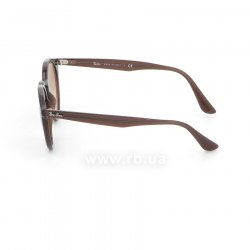 Очки Ray-Ban Highstreet RB2180-6231-3D Dark Brown | Light Brown 12
