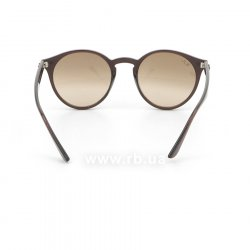 Очки Ray-Ban Highstreet RB2180-6231-3D Dark Brown | Light Brown 24