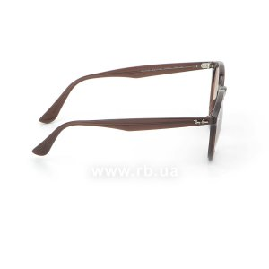 Очки Ray-Ban Highstreet RB2180-6231-3D Dark Brown | Light Brown, вид справа
