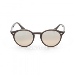 Очки Ray-Ban Highstreet RB2180-6231-3D Dark Brown | Light Brown 48