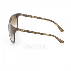 Очки Ray-Ban Cats 1000 RB4126-710-51 Shiny Avana/Faded Brown 12