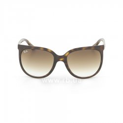 Очки Ray-Ban Cats 1000 RB4126-710-51 Shiny Avana/Faded Brown 48