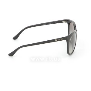 Очки Ray-Ban Cats 1000 RB4126-601-32 Black | Gradient Grey, вид справа