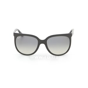 Очки Ray-Ban Cats 1000 RB4126-601-32 Black | Gradient Grey, вид спереди