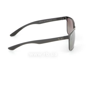 Очки Ray-Ban Chromance RB8319CH-186-5J Black  | Silver Mirror Chromance Polarized, вид справа