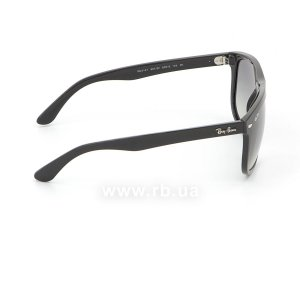 Очки Ray-Ban Boyfriend RB4147-601-32 Black | Gradient Grey, вид справа