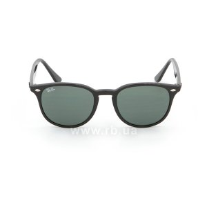 Очки Ray-Ban Highstreet RB4259-601-71 Black | Grey/Green, вид спереди
