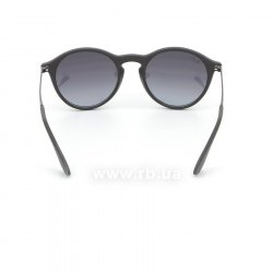 Очки Ray-Ban Youngster Round RB4243-622-8G Black | Gradient Grey 24