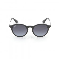 Очки Ray-Ban Youngster Round RB4243-622-8G Black | Gradient Grey 48