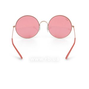 Очки Ray-Ban Ja-Jo RB3592-9035-C8 Arista | Natural Pink, вид сзади