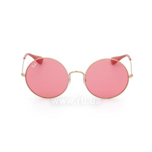 Очки Ray-Ban Ja-Jo RB3592-9035-C8 Arista | Natural Pink, вид спереди
