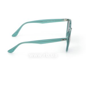 Очки Ray-Ban Highstreet RB2180-6164-8G Green | Gradient Grey/Blue, вид справа