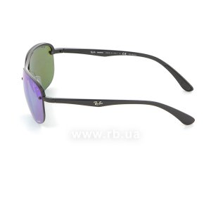 Очки Ray-Ban Chromance RB4275CH-601-A1 Black | Violet Blue Polarized, вид слева