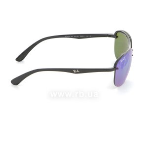 Очки Ray-Ban Chromance RB4275CH-601-A1 Black | Violet Blue Polarized, вид справа