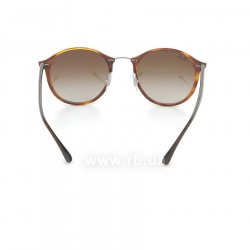 Очки Ray-Ban Round II LightRay RB4242-6201-13 Brown| APX Brown Gradient 24