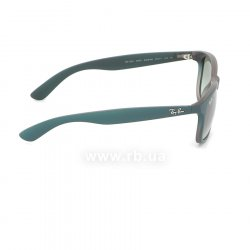 Очки Ray-Ban Andy RB4202-6368-8E Turquoise / Vinous   | Gradient Green, вид справа